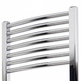 Scaldasalviette Arko Chrome